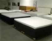 Senger og madrasser