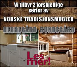 Norske tradisjonsmøbler